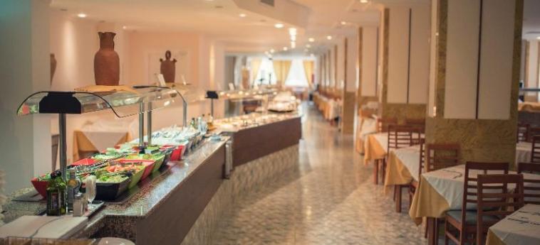Hotel The Coral Beach : Restaurant IBIZA - BALEARISCHEN INSELN