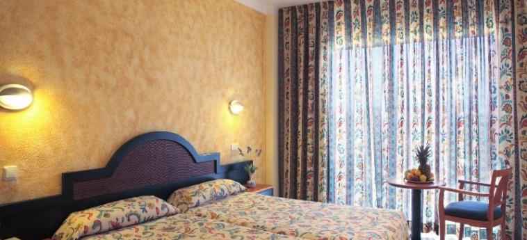 Hotel The Coral Beach : Schlafzimmer IBIZA - BALEARISCHEN INSELN