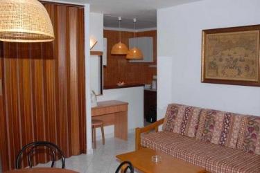 Hotel Apartamentos Del Rey: Chambre IBIZA - ILES BALEARES