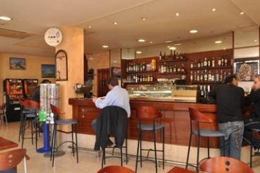 Hotel Santa Eulalia Hostal: Bar IBIZA - ISLAS BALEARES