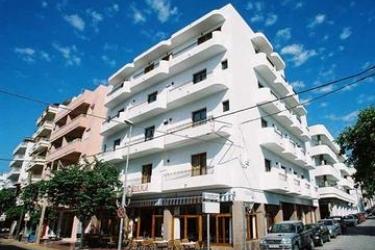 Hotel Santa Eulalia Hostal: Exterior IBIZA - ISLAS BALEARES