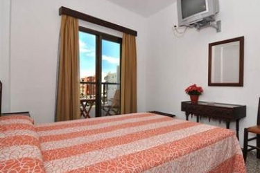 Hotel Santa Eulalia Hostal: Habitación IBIZA - ISLAS BALEARES