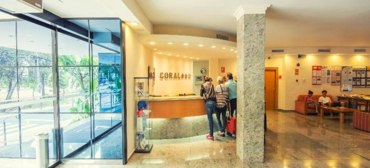 Hotel The Coral Beach : Lobby IBIZA - ISLAS BALEARES