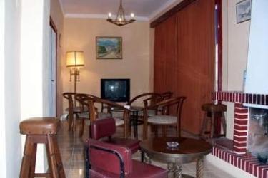 Hotel Vedra: Lounge Bar IBIZA - ISOLE BALEARI