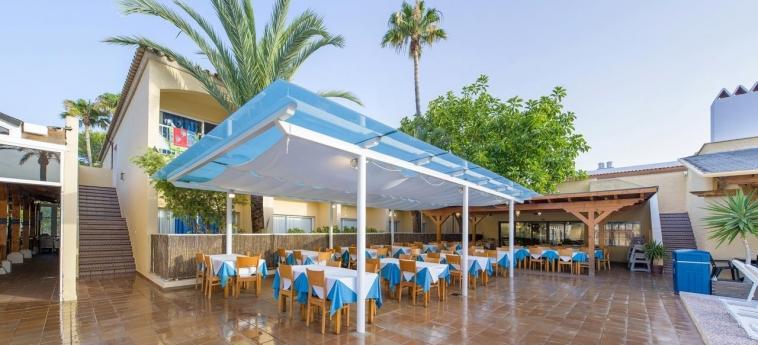 Clubhotel Playasol Cala Tarida : Bar IBIZA - ISOLE BALEARI