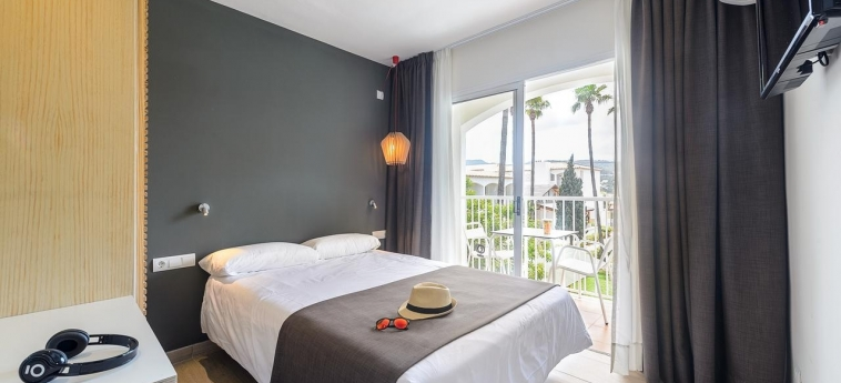 Clubhotel Playasol Cala Tarida : Camera Matrimoniale/Doppia IBIZA - ISOLE BALEARI