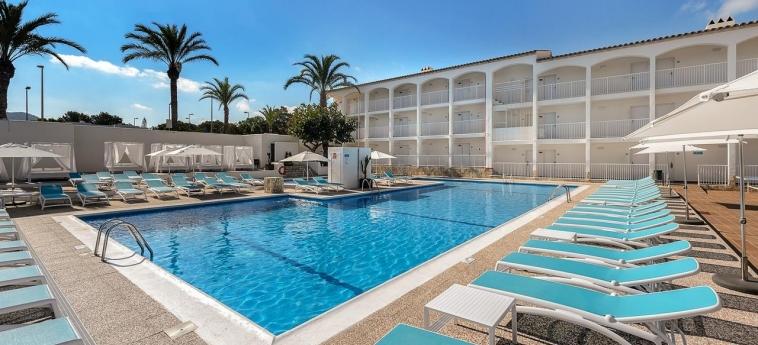 Clubhotel Playasol Cala Tarida : Esterno IBIZA - ISOLE BALEARI