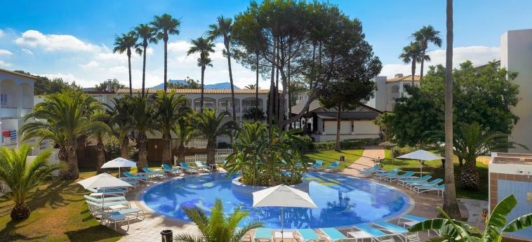 Clubhotel Playasol Cala Tarida : Piscina IBIZA - ISOLE BALEARI