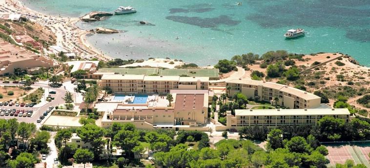 Clubhotel Playasol Cala Tarida : Vista IBIZA - ISOLE BALEARI
