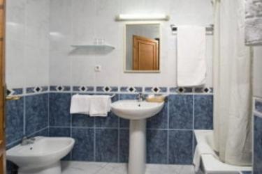 Hotel Hostal Mari: Bagno IBIZA - ISOLE BALEARI