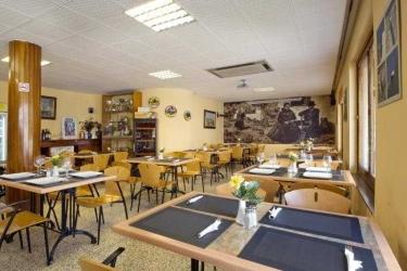 Hotel Hostal Mari: Ristorante IBIZA - ISOLE BALEARI