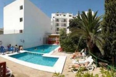 Hotel Hostal Tarba: Esterno IBIZA - ISOLE BALEARI