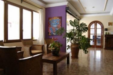 Hotel Hostal Tarba: Lobby IBIZA - ISOLE BALEARI