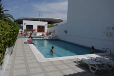 Hotel Hostal Tarba: Piscina Esterna IBIZA - ISOLE BALEARI