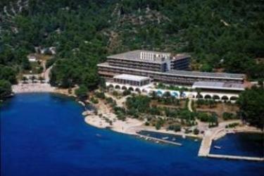 Hotel Arkada: Extérieur ILE DE HVAR - DALMATIE
