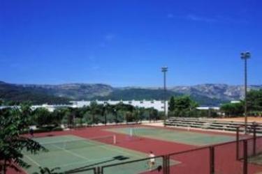 Hotel Arkada: Salle de Gym ILE DE HVAR - DALMATIE