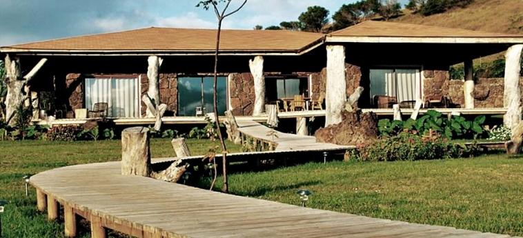 Hotel Hare Noi: Parc ILE DE PAQUES
