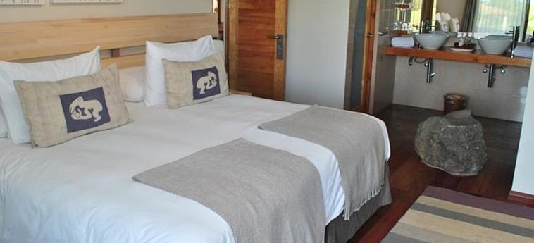 Hotel Hare Noi: Terrasse ILE DE PAQUES