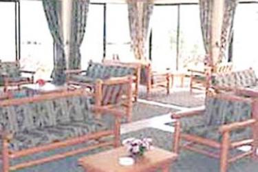 Hotel Taha Tai: Lobby ILE DE PAQUES