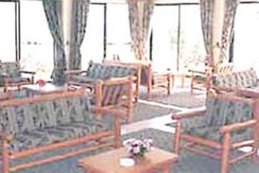 Hotel Taha Tai: Salon ILE DE PAQUES