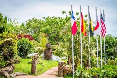 Hotel Hostal Rapa Nui: Apartament Diana ILE DE PAQUES