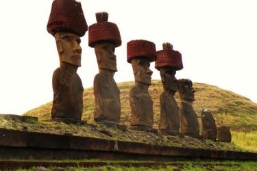 Hotel Hostal Rapa Nui: Bar de l'hôtel ILE DE PAQUES