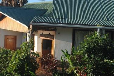 Hotel Hostal Rapa Nui: Lavabo ILE DE PAQUES