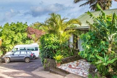 Hotel Hostal Rapa Nui: Parc ILE DE PAQUES