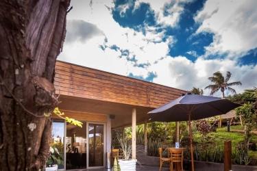 Hotel Hostal Rapa Nui: Peinture à Fresque ILE DE PAQUES
