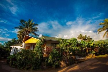 Hotel Hostal Rapa Nui: Petit Déjeuner ILE DE PAQUES