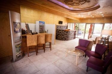 Hotel Hostal Rapa Nui: Salle de Gym ILE DE PAQUES