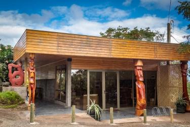 Hotel Hostal Rapa Nui: Swimming Pool ILE DE PAQUES