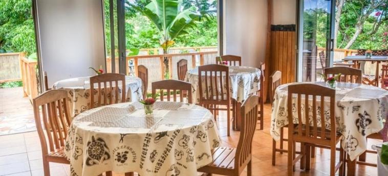 Hotel Easter Island Eco Lodge: Bar ILE DE PAQUES