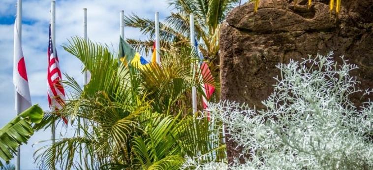 Hotel Easter Island Eco Lodge: Dettagli Strutturali ILE DE PAQUES