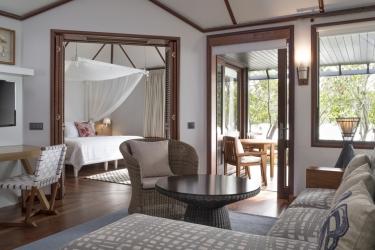 Hotel Le Meridien Ile Des Pins: Bungalow ILE DES PINS