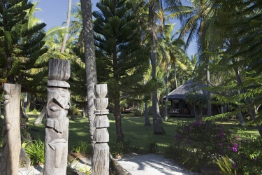 Hotel Le Meridien Ile Des Pins: Garden ILE DES PINS
