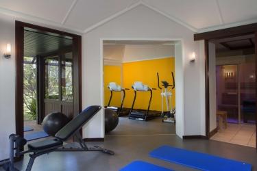 Hotel Le Meridien Ile Des Pins: Gym ILE DES PINS