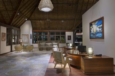 Hotel Le Meridien Ile Des Pins: Lobby ILE DES PINS