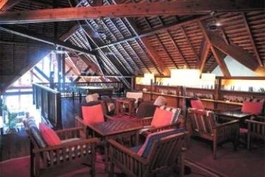Hotel Le Meridien Ile Des Pins: Lounge ILE DES PINS