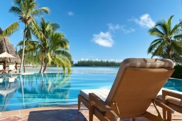Hotel Le Meridien Ile Des Pins: Pool ILE DES PINS