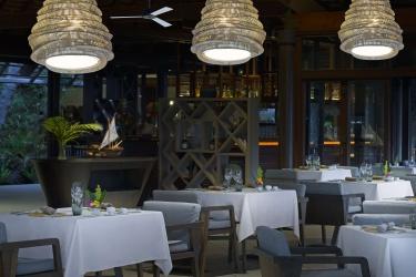 Hotel Le Meridien Ile Des Pins: Restaurant ILE DES PINS