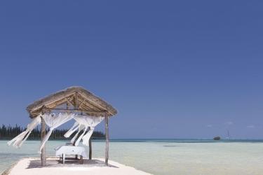Hotel Le Meridien Ile Des Pins: Sea ILE DES PINS