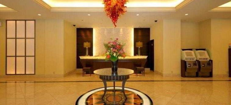 Hotel Solvita Okinawa Matsuyama: Lobby ILES OKINAWA - OKINAWA PREFECTURE