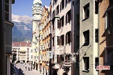 Hotel Weisse Kreuz: Exterior INNSBRUCK