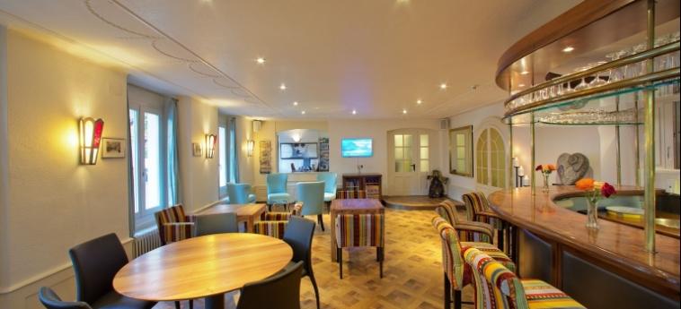 Hotel Bellevue: Bar INTERLAKEN