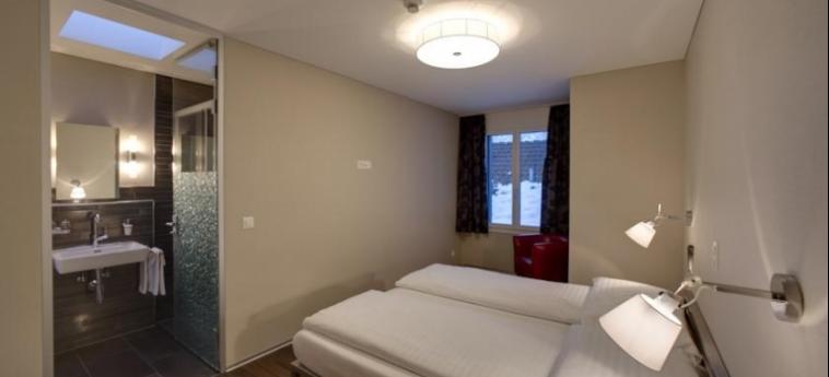 Hotel Bellevue: Camera Doppia - Twin INTERLAKEN