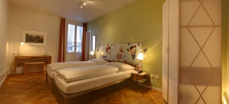 Hotel Bellevue: Camera Matrimoniale/Doppia INTERLAKEN