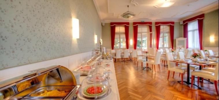 Hotel Bellevue: Colazione INTERLAKEN
