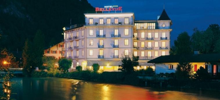 Hotel Bellevue: Esterno INTERLAKEN