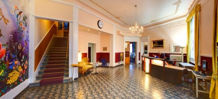 Hotel Bellevue: Lobby INTERLAKEN